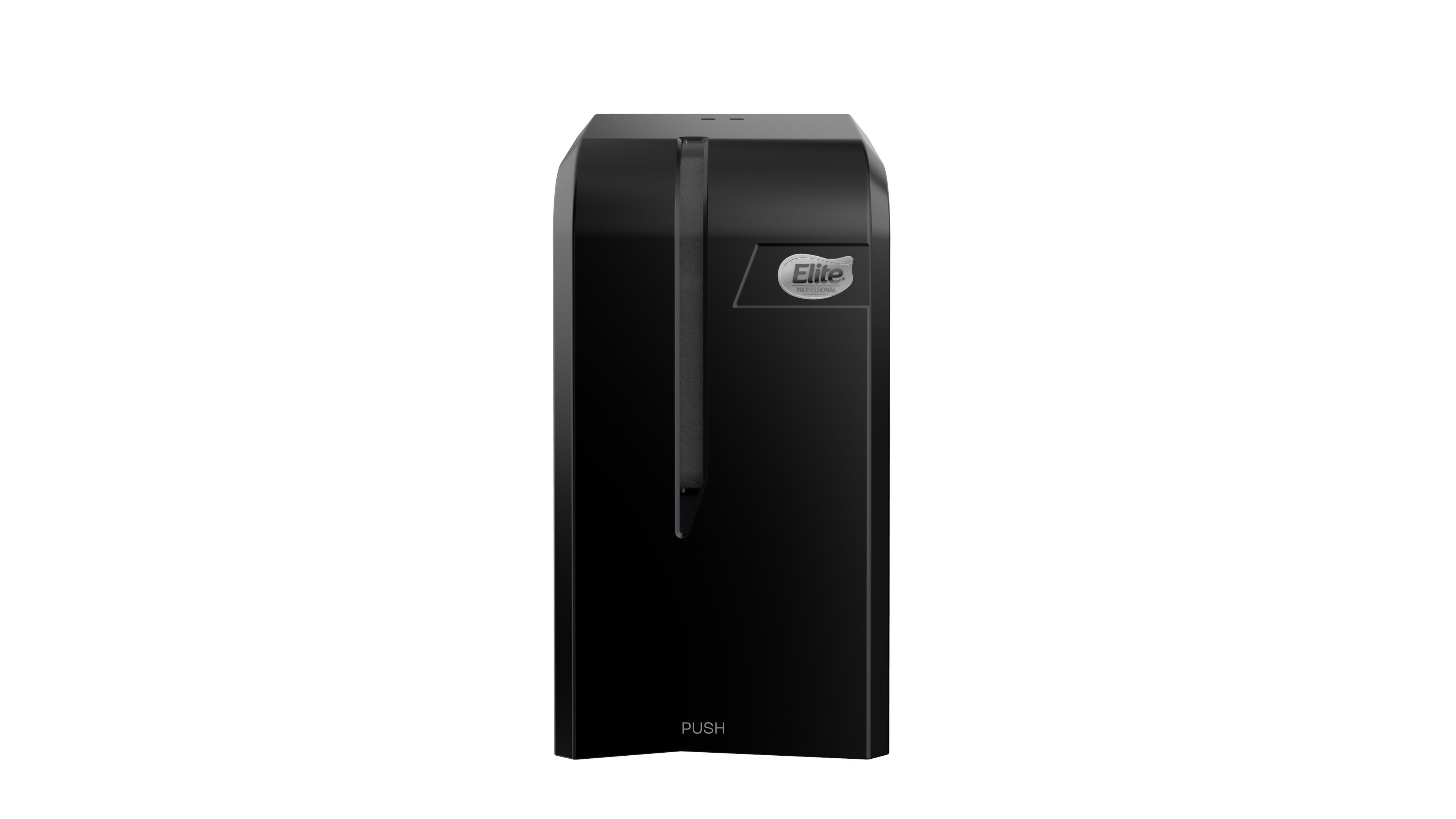 Dispensador jabón líquido Negro/negro