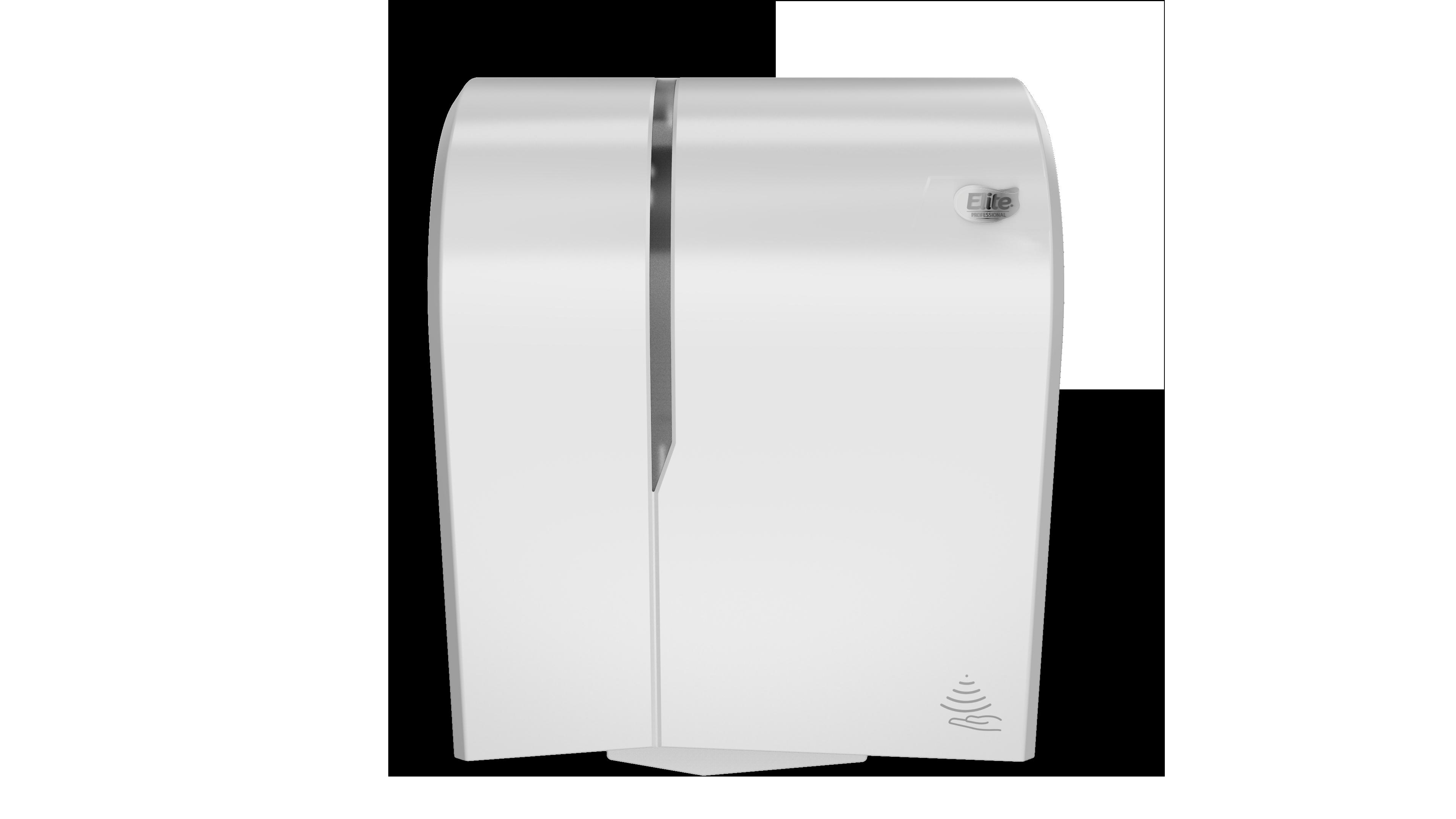 Dispensador Toalla Autocorte Electrónico Blanco/blanco