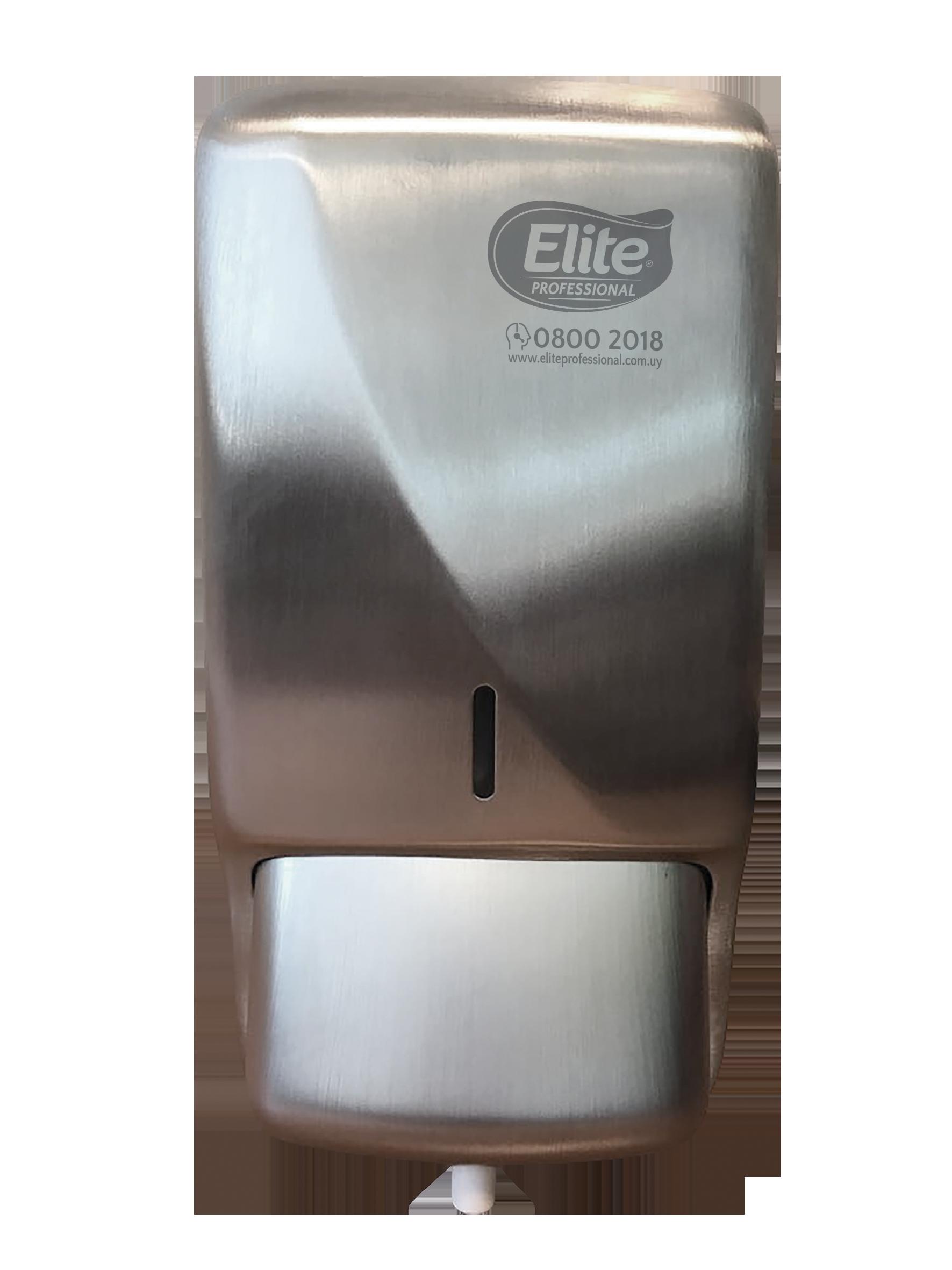 Dispensador jabón Espuma Acero INOX