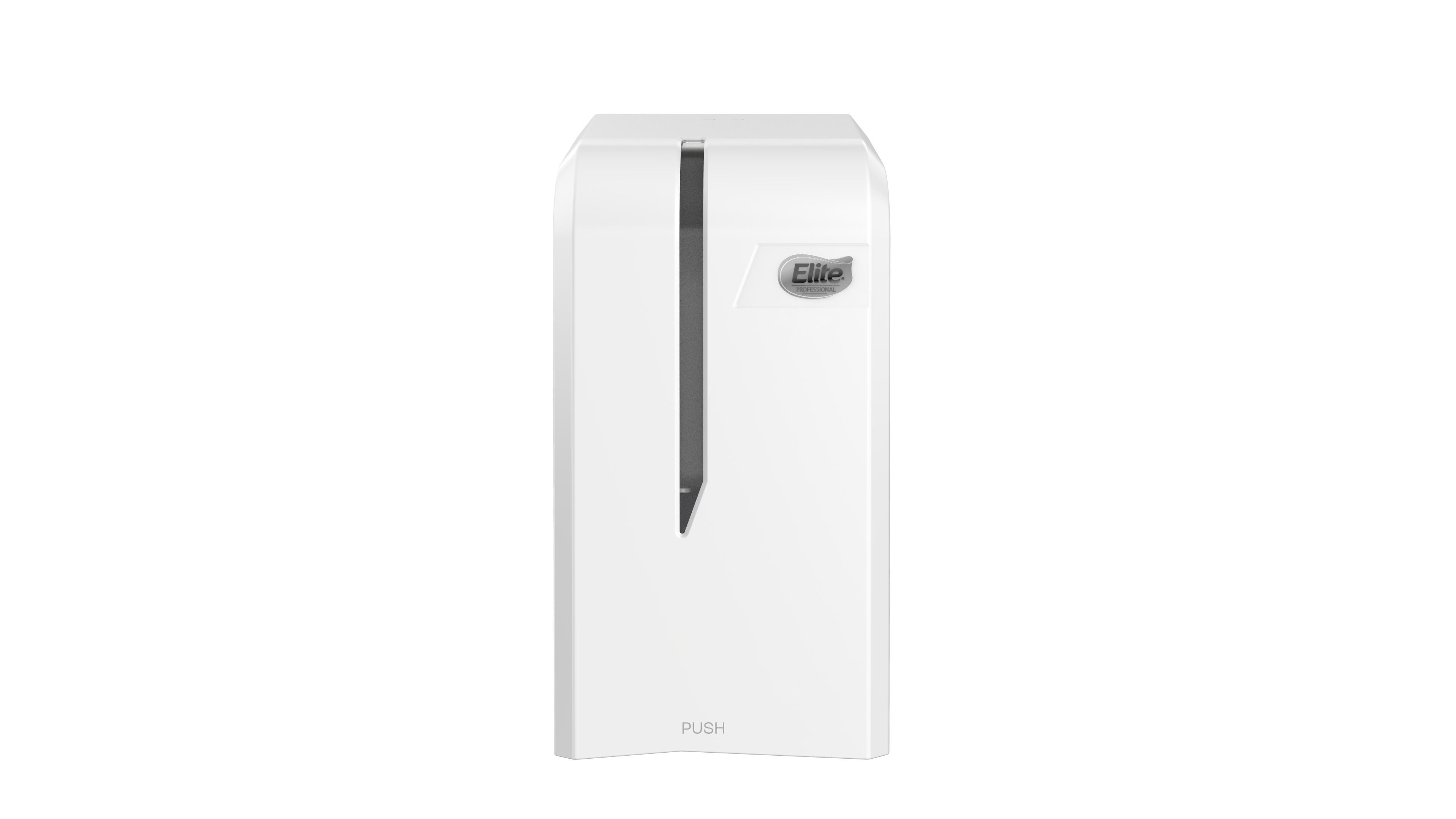 Dispensador jabón espuma Blanco/blanco