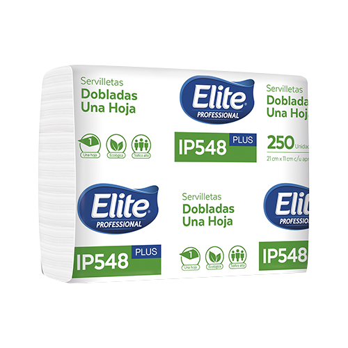 Servilletas Plus Naturales x 250