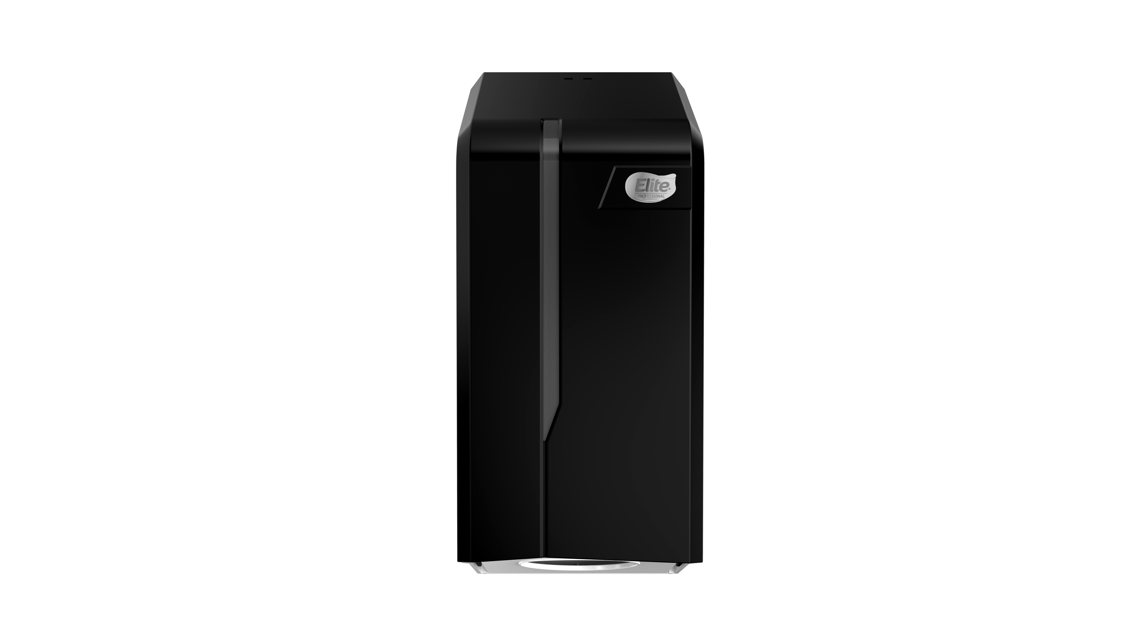 Dispensador Higiénico Interfoliado Negro/negro